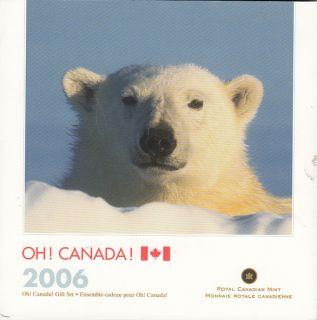 2006 Oh Canada - Ensemble Cadeau 7 pieces