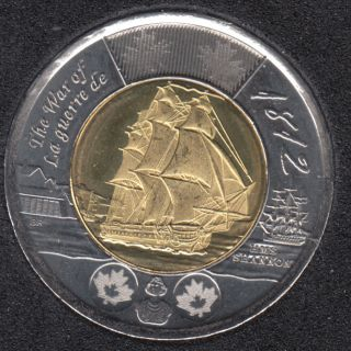 2012 - B.Unc - Shannon - Canada 2 Dollars