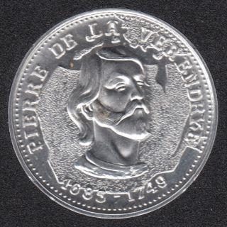 1685 - 1748 - Piere de la Verendrye