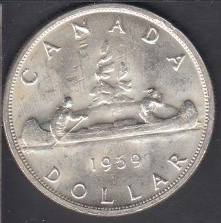 1959 - B.Unc - Canada Dollar