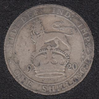 1920 - Shilling - Great Britain