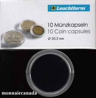 COIN CAPSULES 30,5MM