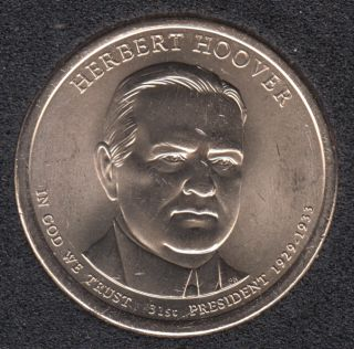2014 P - H. Hoover - 1$