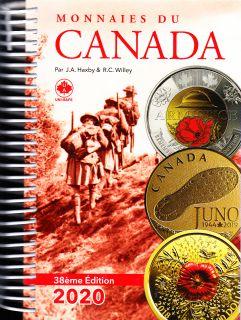 2020 Monnaies du canada (38ème Édition)