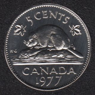 1977 - NBU - Canada 5 Cents
