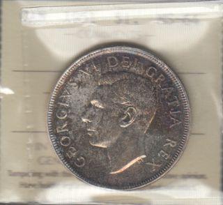 1951 - ICCS - MS 64 - Canada Dollar