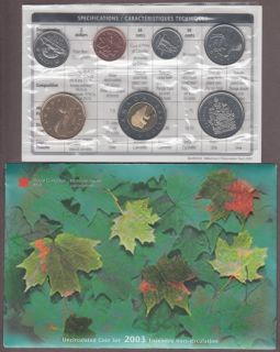 2003 P BRILLIANT UNCIRCULATED SET
