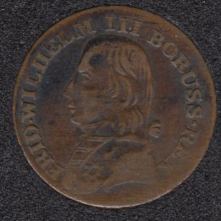 1805 - 3 Groschen - East Prussia - Pologne