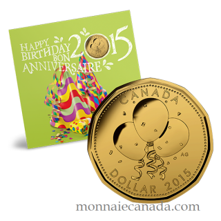 2015 - Birhtday Gift Uncirculated Set