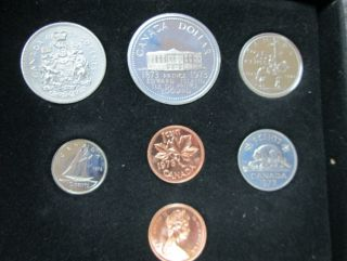 1973 CANADA DOUBLE PENNIES SET - DOUBLE CENT