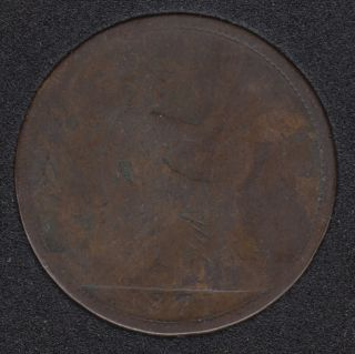 1871 - Penny - Great Britain