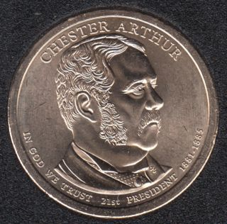 2012 P - C. Arthur - 1$