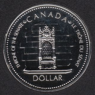 1977 - NBU - Argent - Canada Dollar