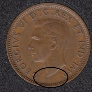 1946 - Xtra Metal - Canada Cent