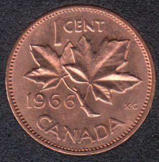 1966 - B.Unc - Canada Cent