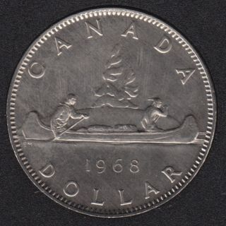 1968 - B.Unc - Nickel - Canada Dollar