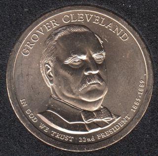 2012 P - G. Cleveland - First Term - 1$