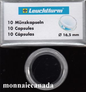 COIN CAPSULES 16,5MM