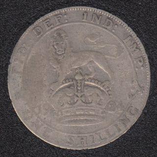 1924 - Shilling - Great Britain