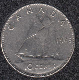 1968 - Philadelphie - Canada 10 Cents