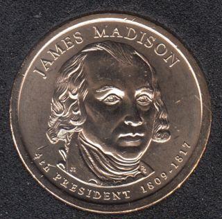 2007 P - J. Madison - 1$