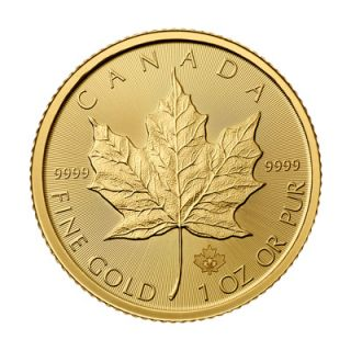 2015 - 1 oz Canadian Maple Leaf Gold Coin * PHONE ONLY *