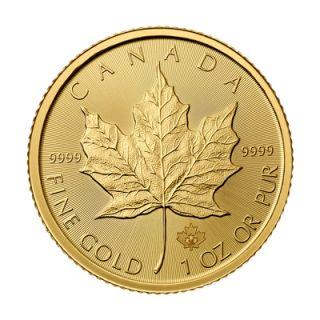 2015 - 1 oz Feuille d'Erable Canadienne * TÉLÉPHONE SEULEMENT *