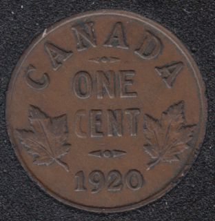 1920 - Canada Cent
