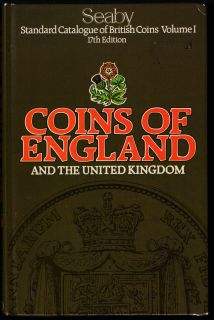 1980 - Coins of England and The United Kingdom - Usagé