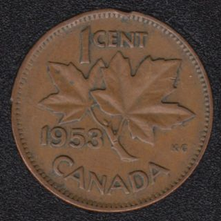 1953 - NSF - Canada Cent