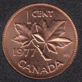 1977 - B.Unc - Canada Cent