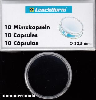 COIN CAPSULES 32,5MM
