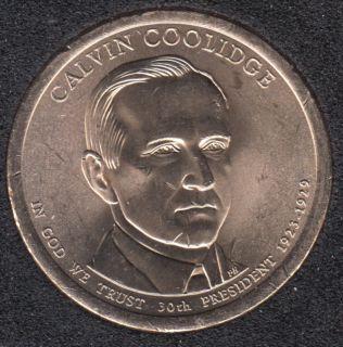 2014 P - C. Coolidge - 1$