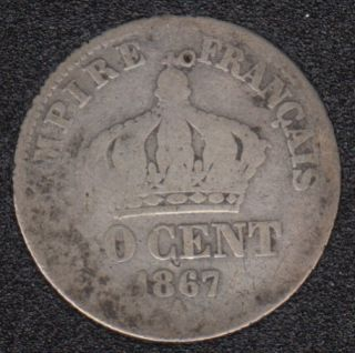 1867 A - 50 Centimes - France