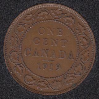 1919 - Canada Large Cent