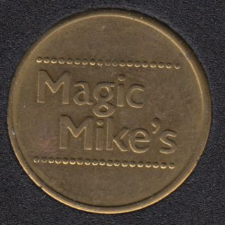 Arcade - Magic Mike's - No Cash Value - Gaming Token