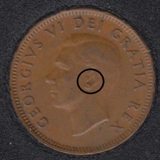 1951 - Earing Aid - Canada Cent
