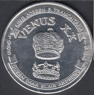 1985/86 - Venus XX - Tampa Florida