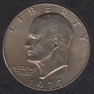 1977 D - Eisenhower - B.Unc - Dollar
