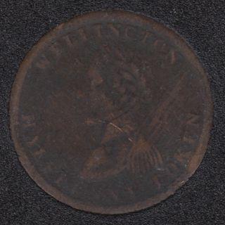 WE 1814 - Wellington - Half Penny - WE-8A