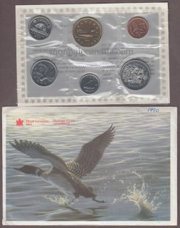 1990 BRILLIANT UNCIRCULATED SET