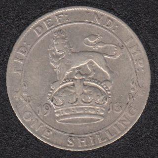 1913 - Shilling - Grande Bretagne