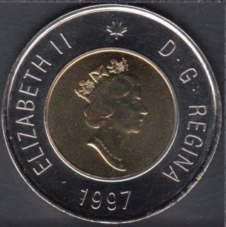 1997 - NBU - Canada 2 Dollars