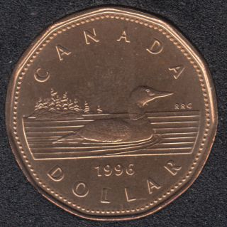 1996 - B.Unc - Canada Huard Dollar