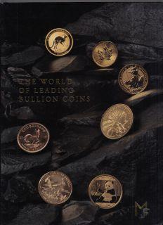 The World of Leading Bullion Coins - Metal Focus - Usagé