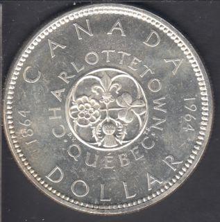1964 - B.UNC - Canada Dollar
