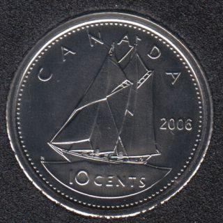 2006 Logo - NBU - Canada 10 Cents