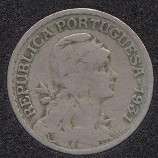1931 - 1 Escudo - Portugal