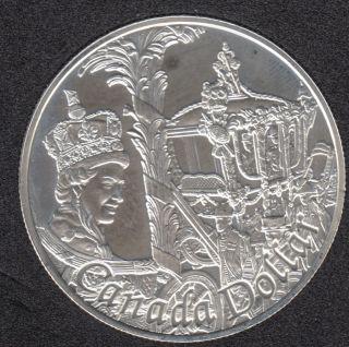 2002 - NBU - Silver .925 - Canada Dollar