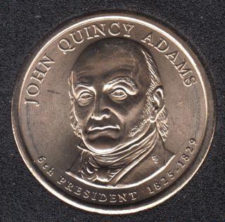 2008 D - J.Q. Adams - 1$